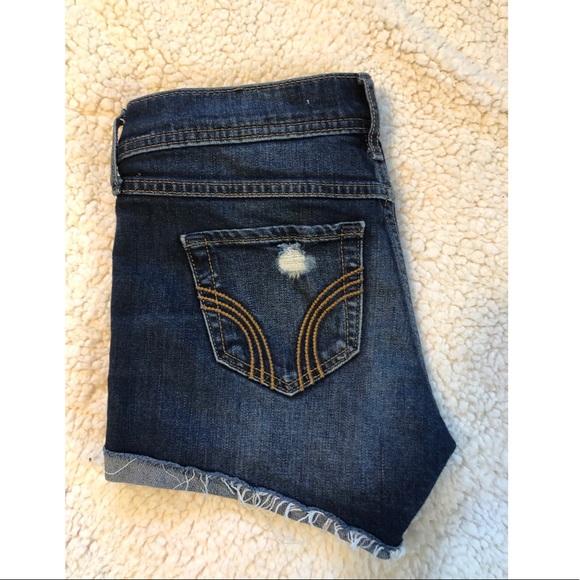 Hollister Pants - Hollister Midi Shorts
